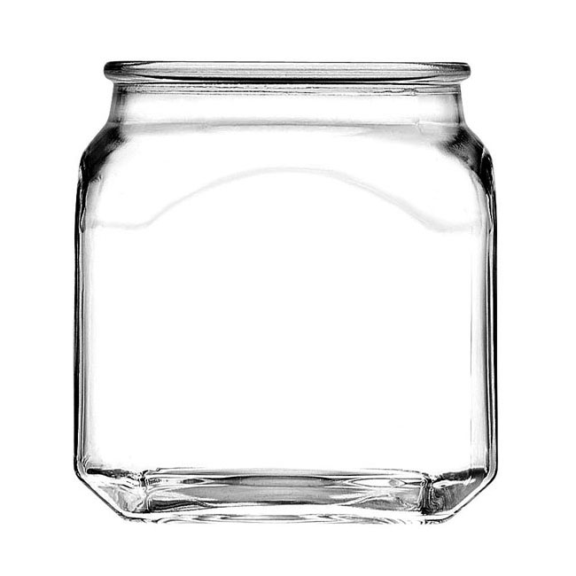 Anchor 95517 32-oz Emma Jar w/ Glass Cover