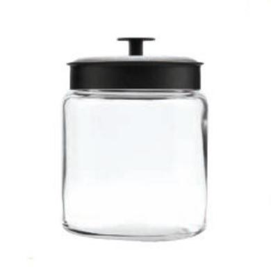Anchor 96712 96-oz Mini Montana Jar w/ Bla