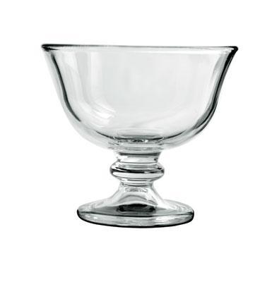 Anchor 96890L9R Mini Elegance Trifle, Clear