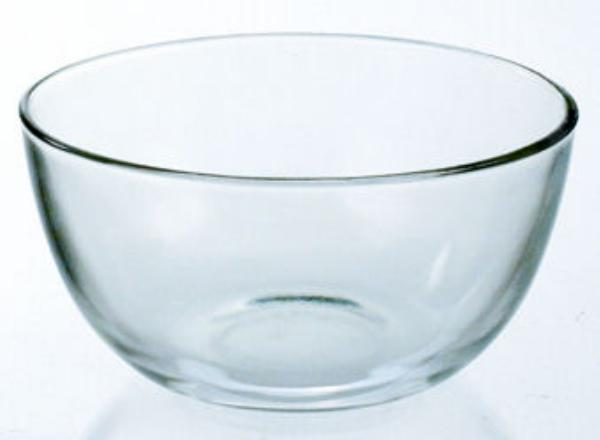 Anchor 973 6-in Presence Bowl, Clear