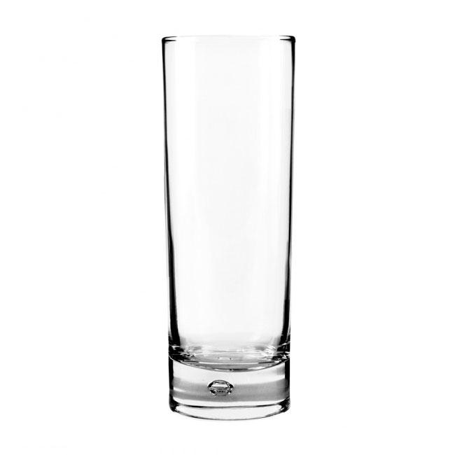 Anchor H054472 Disco Hi-Ball Glass, Rim - Tempered, 9-1/2 oz