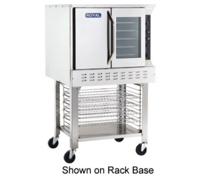 Royal Range RCOS-1 Full Size Gas Convection Oven - LP