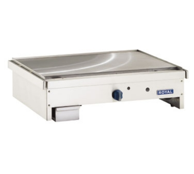 Royal Range RTY-36 LP 36-in Teppan-Yaki Griddle w/ .75-in Plate & 1-Center Burner, LP