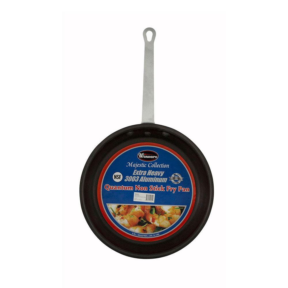 winco AFP-8NS Fry Pan 8 in Diameter Aluminum Non-Stick Coating Restaurant Supply