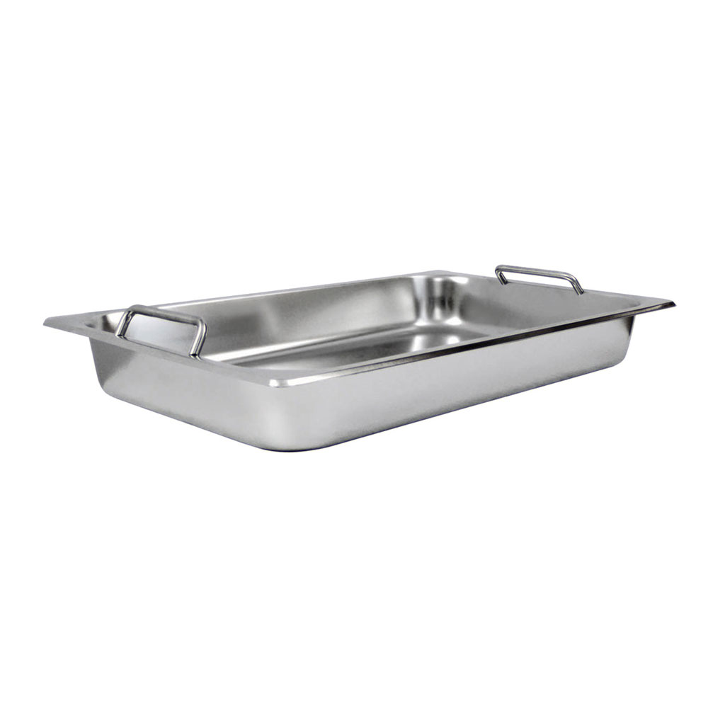 Winco SPF2HD Full-Sized Steam Pan, S