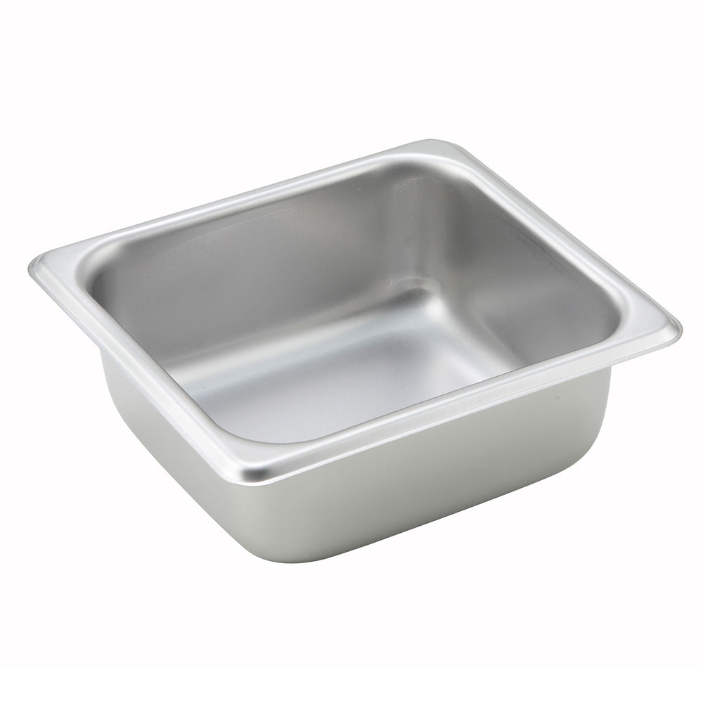 Winco SPS2 1/6-Size Steam Table Pan, 2.5