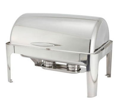 Winco 601 8-qt Full Size Madison Chafer w/ Stainless