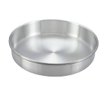 Winco ACP-123 Layer Cake Pan, 12 x 3-in, Aluminum
