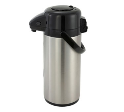 Winco APSP-925 2.5-L Vacuum Server w/ Stainless Liner & Body,