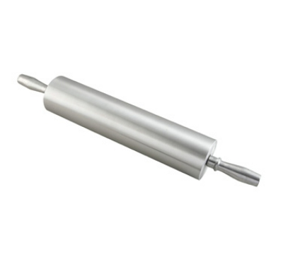 Winco ARP-15 15-in Rolling Pin, Aluminum