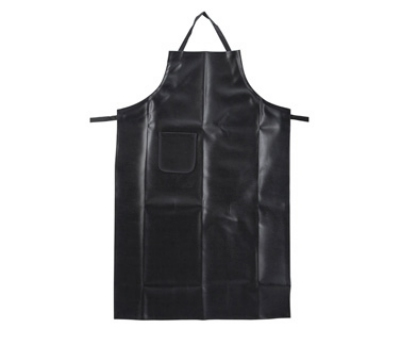 Winco BA-HN Bib Apron, 41.25 x 26.5-in, Heavy Naugahyde