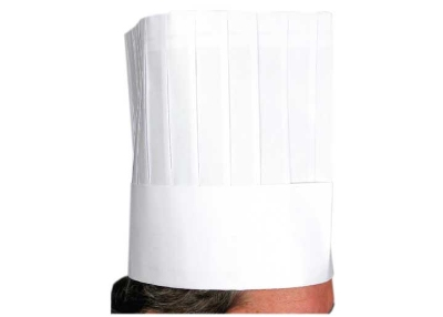 Winco DCH-9 9-in Disposable Chef Hat