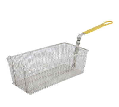Winco FB-40 Fry Basket, 17 x 8.25 x 6-in