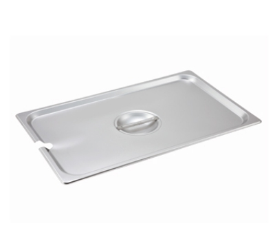 Winco SPCF Half-Sized Steam Pan Cover, Stainless