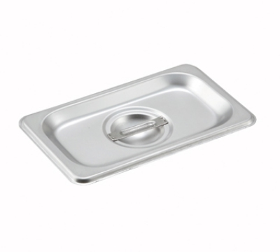 Winco SPCN Ninth-Size Steam Pan Cover, Stainless