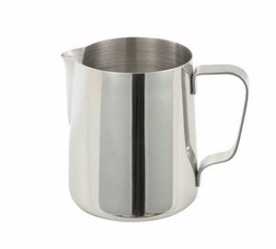 Winco WP-14 14-oz Pitcher, Stainless