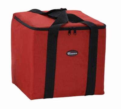 Winco BGDV-12 Pizza Delivery Bag, 12 x 12 x 12-in