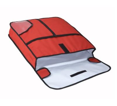 Winco BGPZ-24 Pizza Delivery Bag, 24 x 24 x 5-in