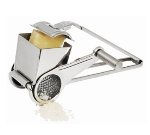 Winco GRTS-1 Cheese Grater w/ Drum, Stainless