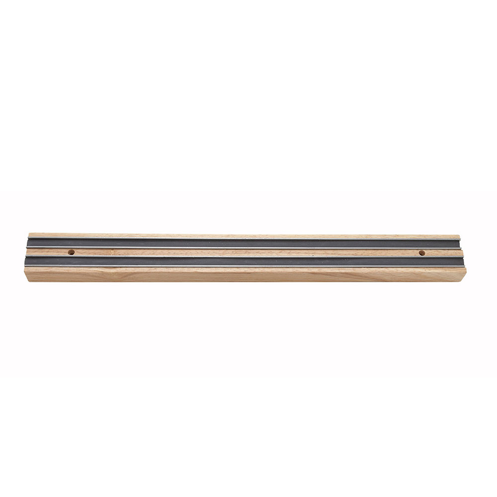 Winco WMB-12 12-in Wooden Magnetic Bar