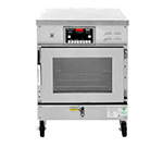 Winston Industries CAC507 208/1 Half Size Cook & Hold Oven - 4-Racks, 65-lb/Rack, Stainless, 208/1v