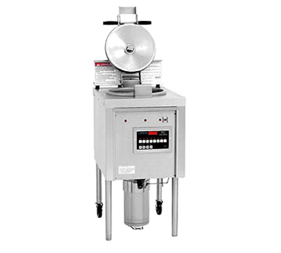 Winston Industries LP56 Compact Pressure Fryer - 18-lb Product/75-lb Oil Capacity, Stainless, 208/3v