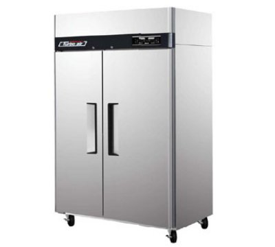 Turbo Air JRF-45 Solid Dual Temperature 2-Section Refrigerator Freezer, 16.4-cu ft, 115 V