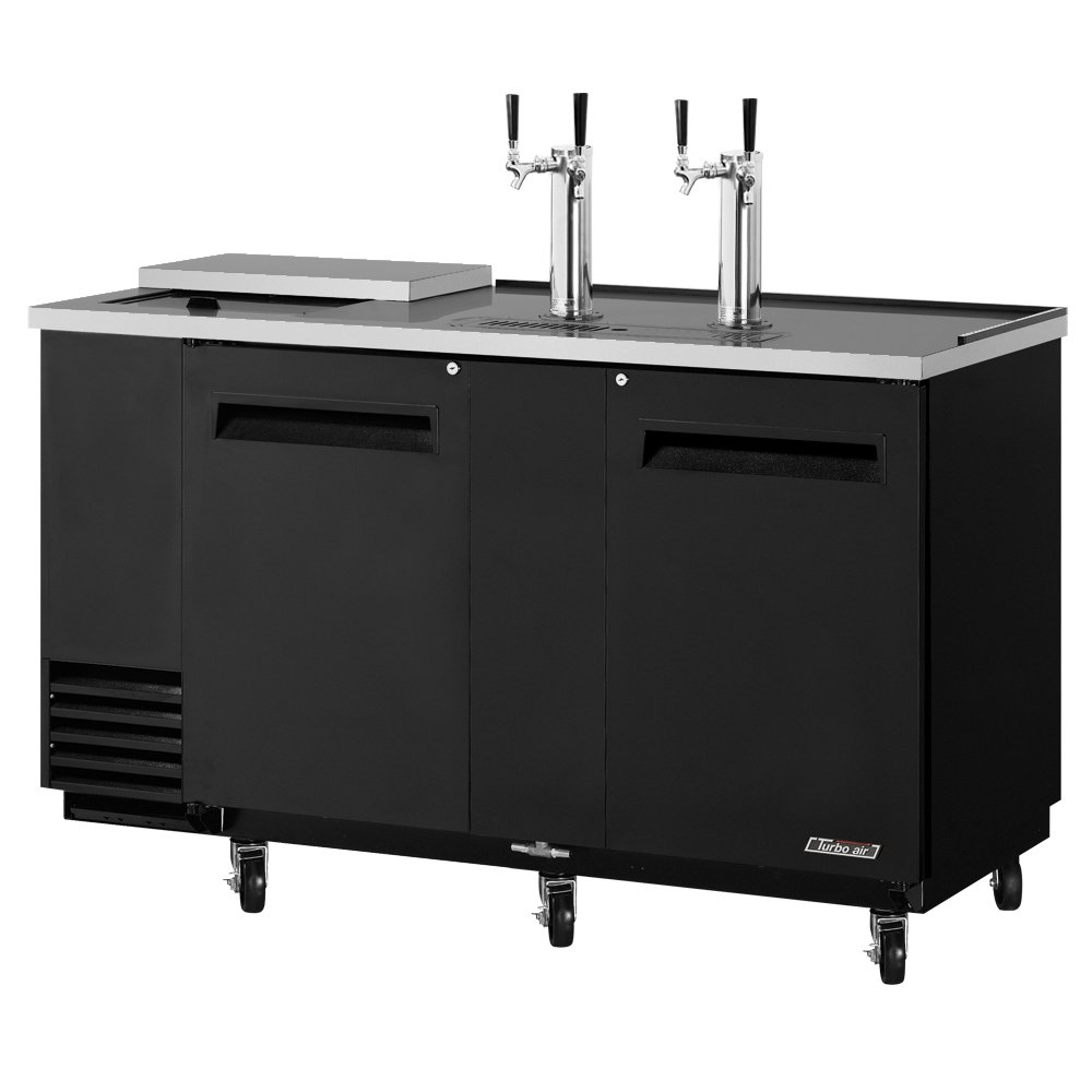 """Turbo Air TCB-3SB 69.12"""" Draft Beer Syste"""