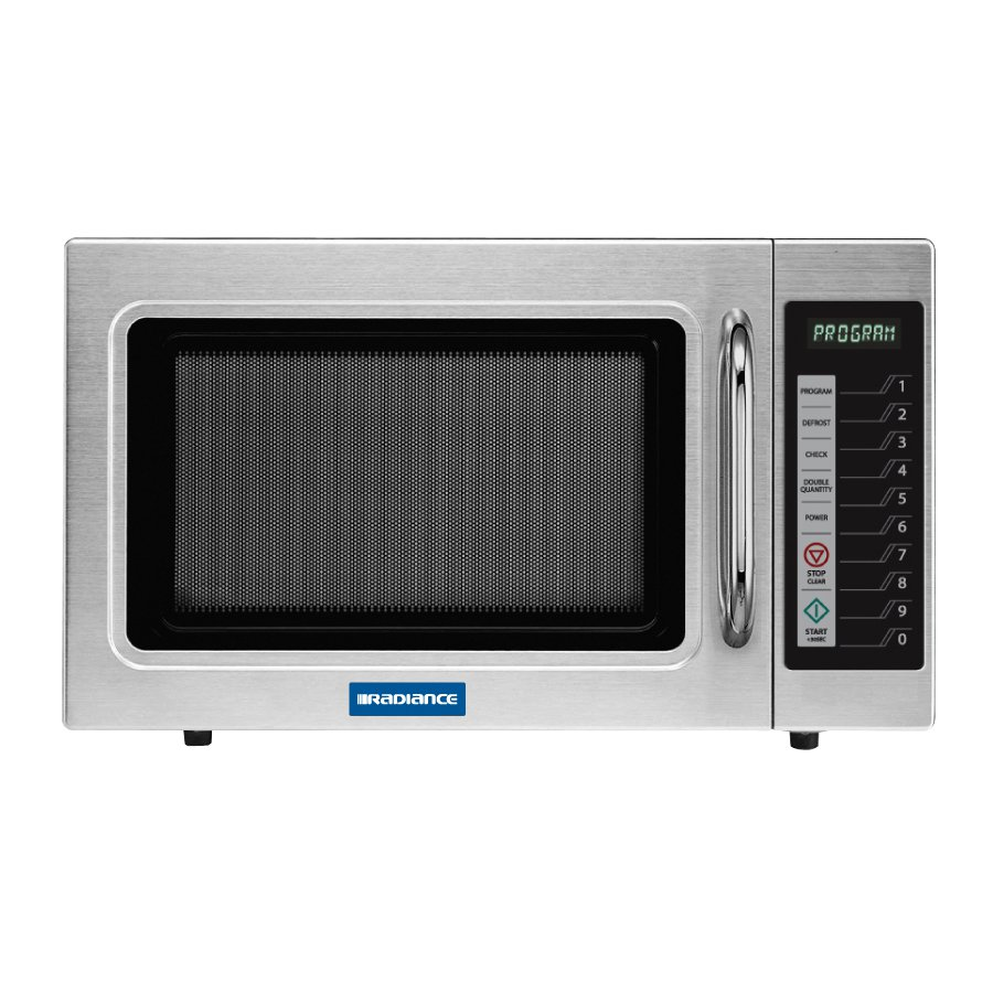 Turbo Air TMW-1100ER 1000w Commercial Microwave with Touch Pad, 120v