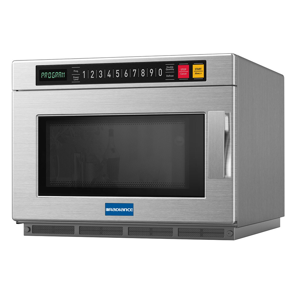 Turbo Air TMW-1200HD 1200w Commercial Microwave with Touch Pad, 115/1v