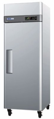 Turbo Air M3R24-1 Reach-In Refrigerator w/ 1-Section & Solid Full Door, 24-cu ft