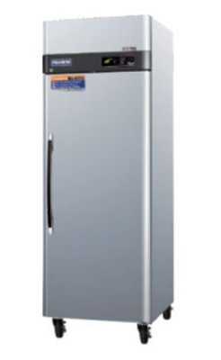 Turbo Air PRO-26F Reach In Stainless Freezer w/ 1-Solid Door, 26-cu ft