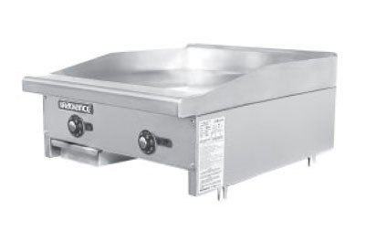 Turbo Air TATG-36 NG 36-in Griddle w/ 1-in Steel Plate, Thermostatic Controls, NG