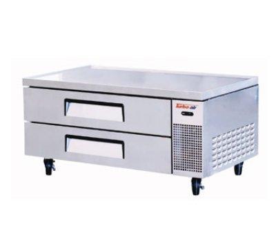 Turbo Air TCBE-52SDR Chef Base Refrigerator w/ 2-Drawers, 36-Pan Capacity
