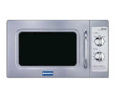 Turbo Air TMW-1100M Microwave w/ Dial Timer, All Stainless