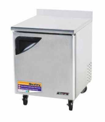 Turbo Air TWF-28SD Worktop Freezer w/ 1-Door, 7-cu ft, Stainless