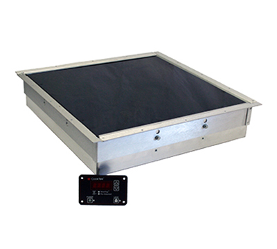Cook-Tek B651-U2 Undercounter Induction Buffet w/ Automatic Pan Detection, 100-120v/1
