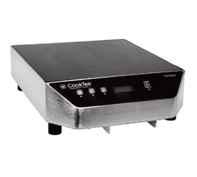Cook-Tek MCF200 Portable Countertop Induction Range w/ Glass-Ceramic Top
