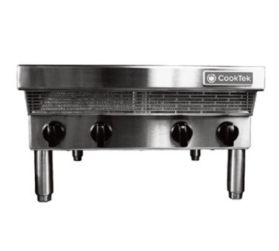 Cook-Tek MC14004-400 Countertop Mounted Induction Range w/ 4-Burners, 415/3 V