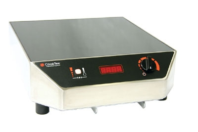 Cook-Tek MC3500 Portable Table Top Induction Range w/ Control Knob, 3500-Watts