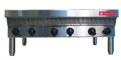 Cook-Tek MC21006-200 Countertop Commercial Induction Range, 196-220v/3