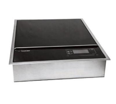 Cook-Tek MCD2500G Drop In Single Hob Induction Range w/ Built In Timer, 2500-Watts