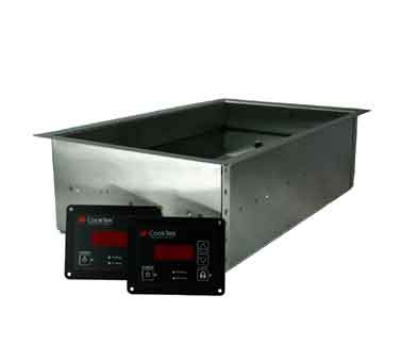 Cook-Tek IHW061-22 2.5-in Deep Rectangular Drop In Hot Food Well, 120 V