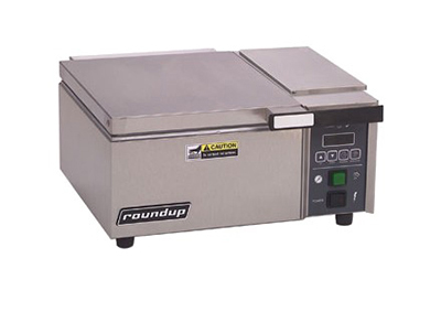 Roundup DFW-150 Steam Food Cooker - Self Contained, Half Pan Capacity, 1800-W, 120V