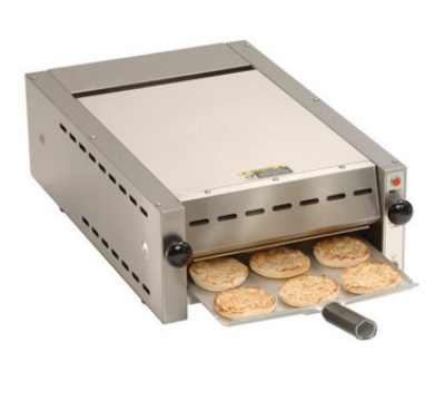 Roundup MT12 Countertop Muffin Toaster w/ 324 English Muffins Per Hour Capacity, 208 V