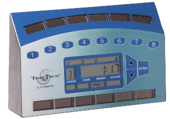 Roundup TTS-8 Solar Timer - 8 Channel