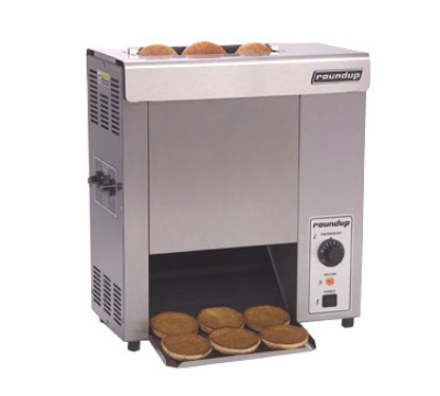 Roundup VCT-1000_9210719 Countertop Vertical Toaster, Approx. 15-sec. Pass Thru