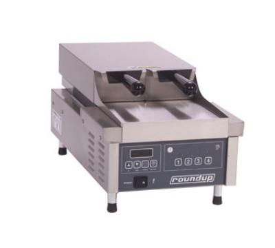 Roundup VS350_9100700 Deluxe Steamer w/ (2) 20-oz Portion Baskets, Timer, 208-240 V