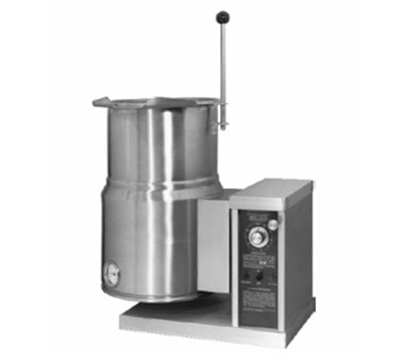 Accutemp ACEC-6TW 2401 Countertop Tilt Kettle w/ Handle & 6-gal Capacity, Stainless, 2
