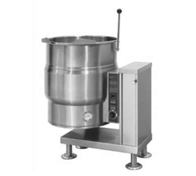 Accutemp ACEC-20T 2201 Countertop Tilt Kettle w/ Handle & 20-gal Capacity, Stainless, 220/1 V